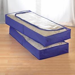Housse dessous de lit, violet