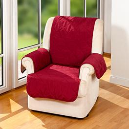 Jeté de fauteuil