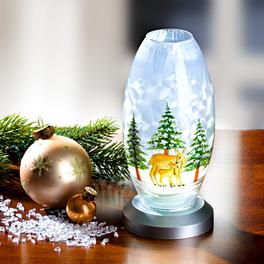 Lampe à LED Paysage hivernal