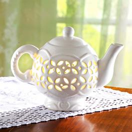 Lampe LED Théière