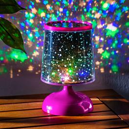 Lampe étoilés
