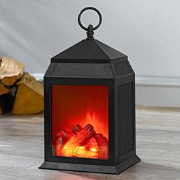 Lanterne feu de cheminée