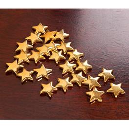 Le lot de 12 étoiles déco