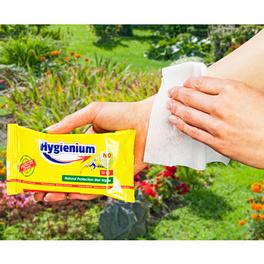 Lingettes anti-moustiques, 15 pièces