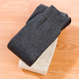 Lot de 2 paires de chaussettes chaudes