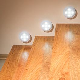 Lot de 3 ampoules à LED avec télécommande