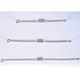 Lot de 3rallonges pour collier S