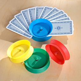Lot de 4porte-cartes
