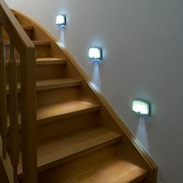 Lumière LED pour escaliers