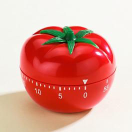 Minuteur cuisine, tomate