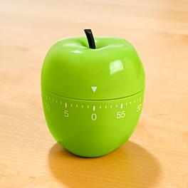 Minuteur de cuisine Pomme