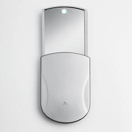 Miroir de poche avec LED