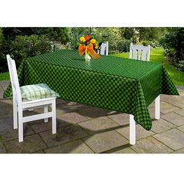Nappe Carreaux 130x160 cm, vert