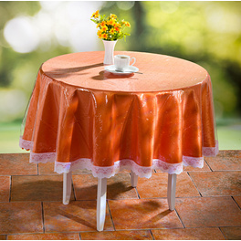 Nappe de protection ronde