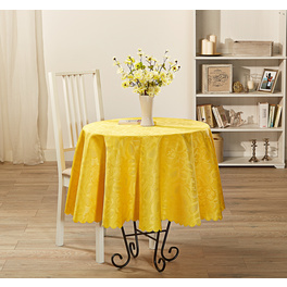 Nappe jaune diam. 160