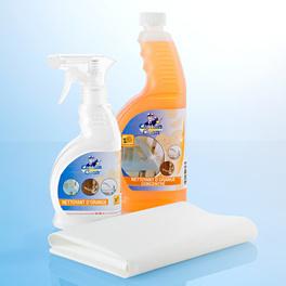 Nettoyant concentré parfum orange 650 ml