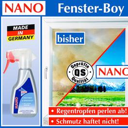 Nettoyant pour vitres nano