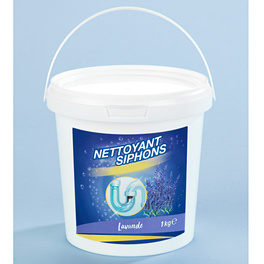 Nettoyant siphons 1kg, lavande