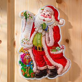 Père Noël son et lumière