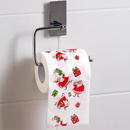 Papier toilette Père Noël