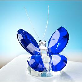 Papillon en verre