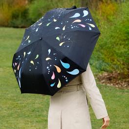 Parapluie qui change de couleurs