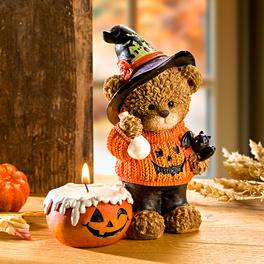 Photophore Ourson Halloween
