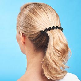 Pince à cheveux, noir