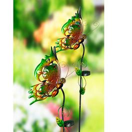 Piquet solaire Papillon