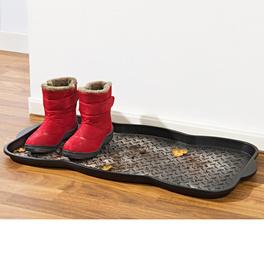 Plateau égouttoir pour chaussures