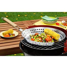 Poêle barbecue