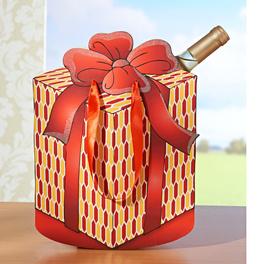 "Pochette cadeau ""Cadeau"""