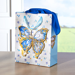 Pochette cadeau Papillon