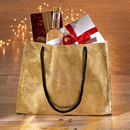 Pochette cadeau, or