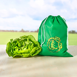 Pochette fraîcheur, vert
