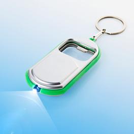 Porte-clés avec décapsuleur