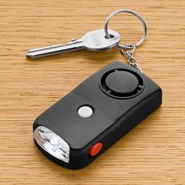 Porte-clef avec alarme