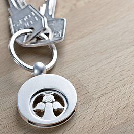 Porte-clefs Ange gardien