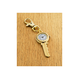 Porte-clefs avec montre