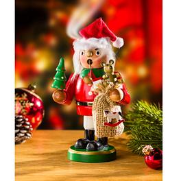 Porte-encens Père Noël