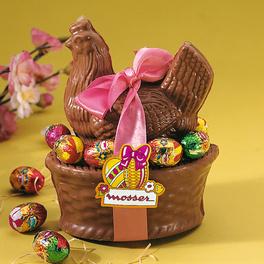 Poule en chocolat, 250g