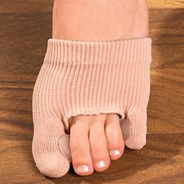 Protection orteils avec coussinet de gel