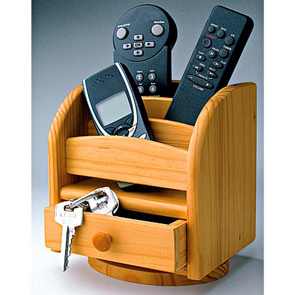 Rangement à télécommandes