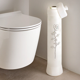 Reserve pour papier toilette Roses