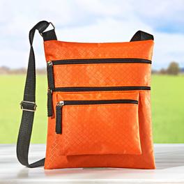 Sac bandoulière, orange