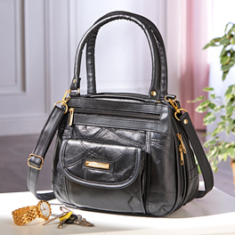 Sac patchwork grand volume