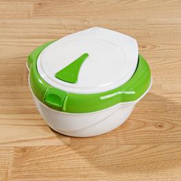 Saladier isotherme, 500 ml vert