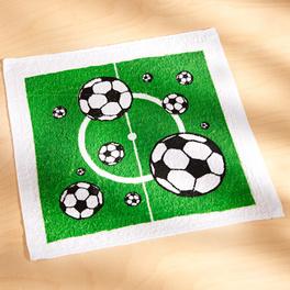 Serviette magique Ballon de football