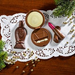 Set beauté en chocolat