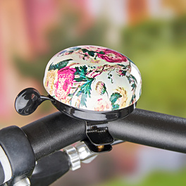 Sonnette de vélo, Fleurs